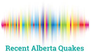 Alberta Quake Report